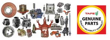 TAFE Genuine Spare Parts highly reliable and long life in tractors.